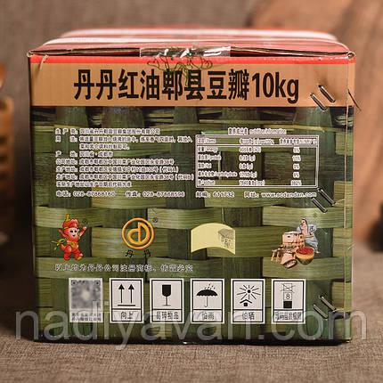 Бобова паста з сичуанськой перцем Dandan Pixian 10кг, фото 2