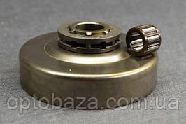 Корзина сцепления с звёздочкой (3/8) и подшипником для бензопил Stihl 361, 440, фото 3