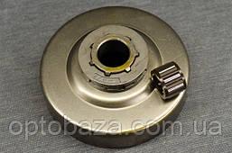 Корзина сцепления с звёздочкой (3/8) и подшипником для бензопил Stihl 361, 440, фото 2