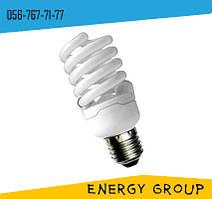Лампа энергосберегающая S, 9Вт, 4200К, E27