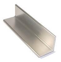 Уголок алюминиевый h10-120мм