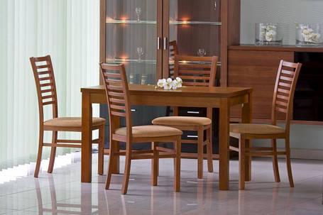 Стол обеденный Ernest 120 (Halmar ТМ), фото 2