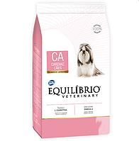 Equilibrio Veterinary Dog Cardiac Лечебный корм для собак страдающих сердечно–сосудистыми заболеваниями 2 кг