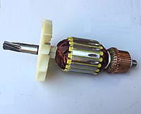 Якорь (ротор) для отбойного молотка  ( 213*57/ 6-з право), фото 1