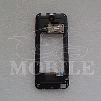 Средняя часть корпуса Nokia 225 (02507H0) black Orig