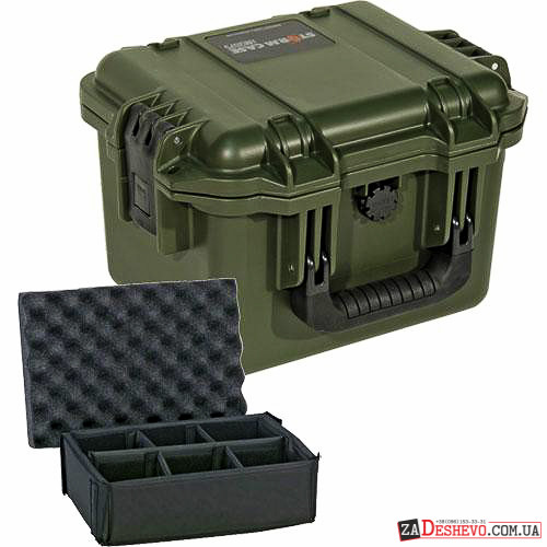 Pelican iM2075 Storm Case with Padded Dividers (IM2075-00002)