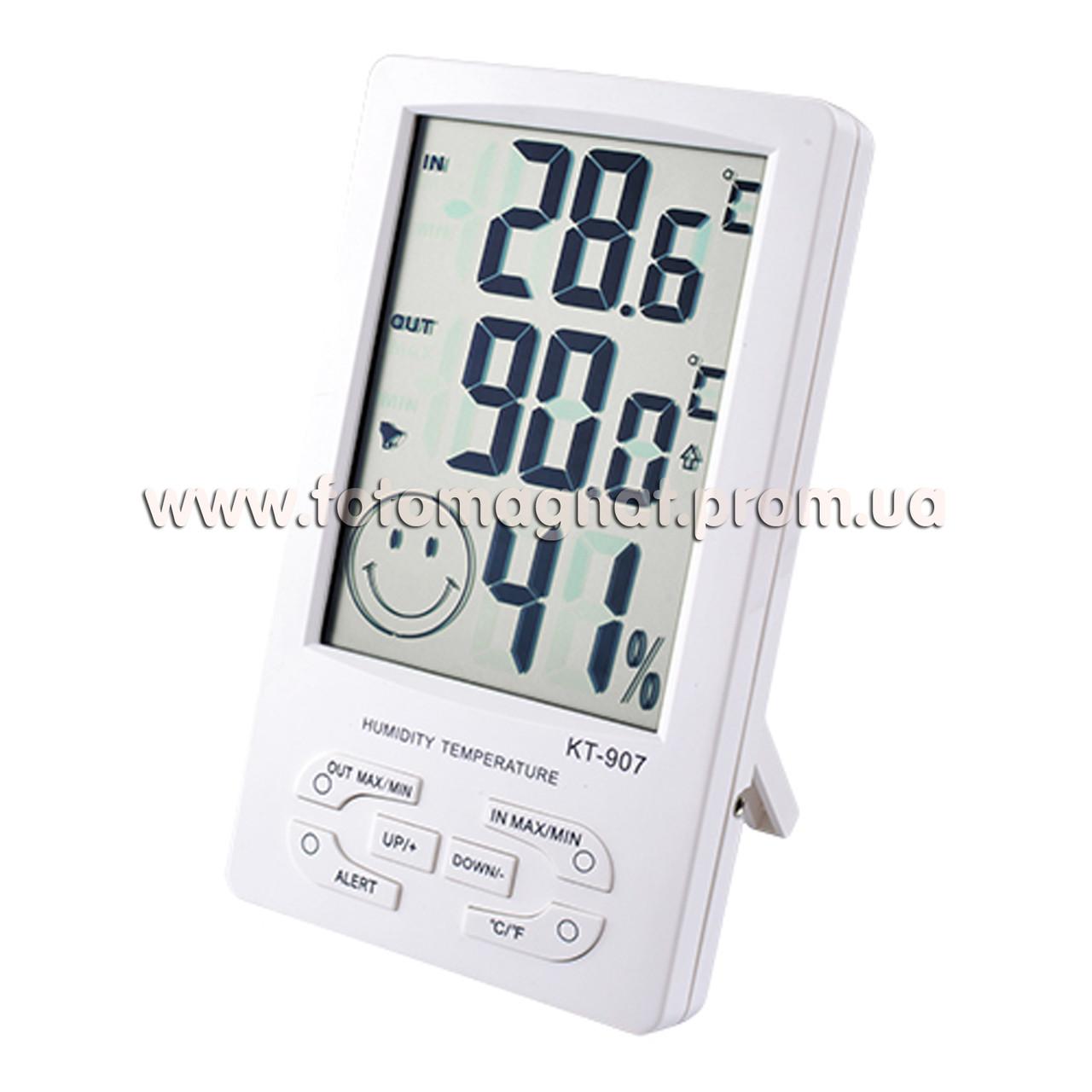 Термометр KT 907 (цифровой термометр)