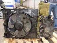 Радиатор интеркулера Mercedes Vito W638 2.2dci 1996-2003  6385012901