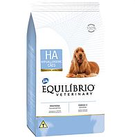 Equilibrio Veterinary Dog Hypoaller Лечебный корм для собак с пищевой аллергией 2 кг
