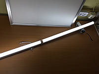 Світлодіодна лампа інтегрована T8 9Вт 6400K G13, фото 1