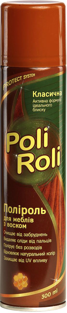 POLI ROLI Поліроль з воском 300 мл