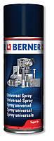 Смазка универсальная для ухода, смазки и защиты, Berner, Германия 100 мл