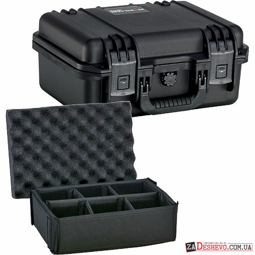 Pelican iM2100 Storm Case with Padded Dividers (IM2100-00002)