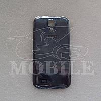 Задняя крышка Samsung I9505 Galaxy S4 (GH98-26755C) blue Orig