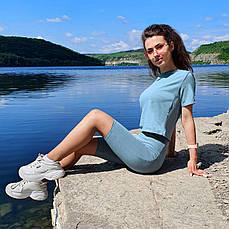 "Женский комплект "" Велосепедки + Mini футболка"", фото 2"