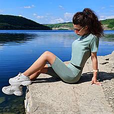 "Женский комплект "" Велосепедки + Mini футболка"", фото 3"