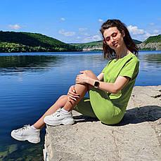 """Жіночий комплект"""" Велосепедки + Mini футболка"""", фото 3"""