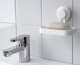 Мыльница на присоске Soap Box Multifunctional, разные цвета