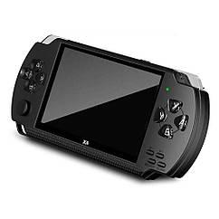 Компактная портативная игровая консоль PSP X6 4.2 дюйма