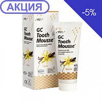 Тус Мусс Vanilla (TOOTH MOUSSE) гель для реминерализации и укрепления зубов GC, 1 тюбик 35 мл