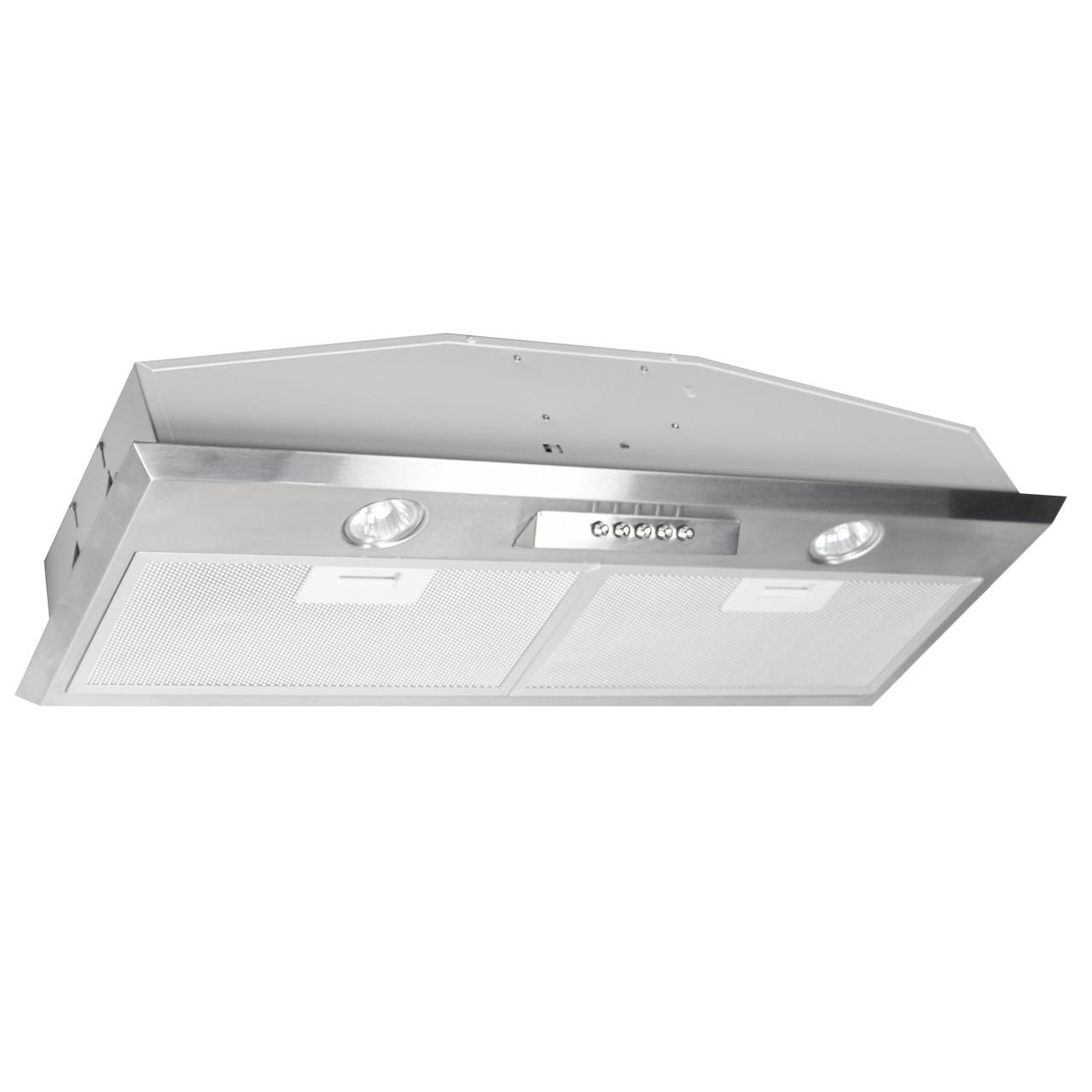 Витяжка вбудовувана кухонна ELEYUS Modul 1200 LED SMD 70 IS + Безкоштовна доставка!