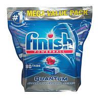 Таблетки д/миття посуду в ПММ Finish Quantum 80 шт. (4)