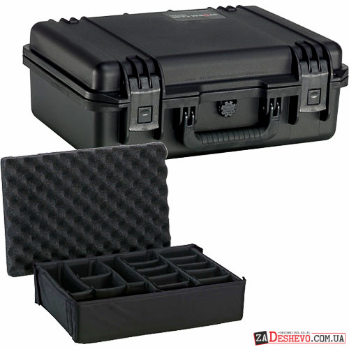Pelican iM2300 Storm Case with Padded Dividers (IM2300-00002)