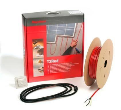 Саморегулирующийся кабель Raychem T2Red 5-15 Вт/м 230В купить в Киеве с  бесплатной доставкой день в день.