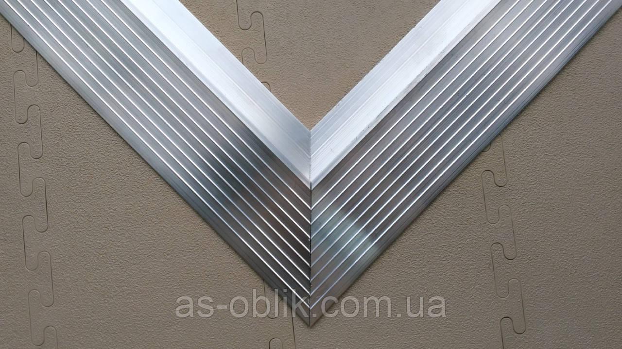 Внешнее алюминиевое обрамление тип 1