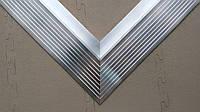 Внешнее алюминиевое обрамление тип 1, фото 1