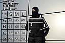 Анорак мужской черный ТУР Warrior S, M, L, XL, XXL, фото 2