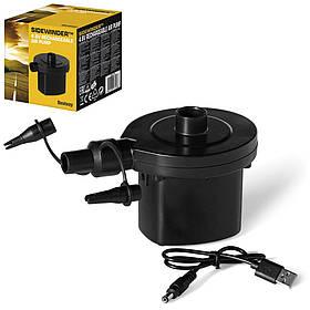 Акумуляторний насос Bestway 62130 | Електричний насос для надування