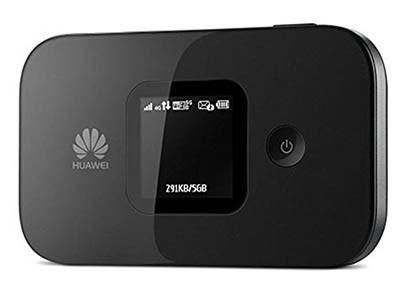 4G/3G WiFi роутер Huawei E5577 3000mAh, Black