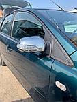 Накладки на дзеркала LED (2 шт., ABS) для Ford Focus II (2005-2008)