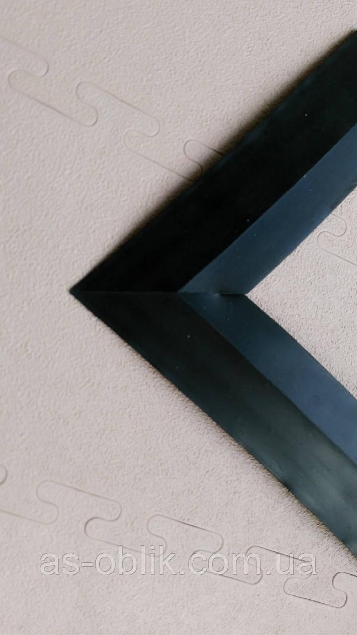 Резиновое обрамление для ковров тип 1