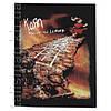 KORN - Follow the Leader - нашивка катаная
