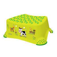 Підставка дитяча keeeper Funny Farm зелена (18642274063NN)