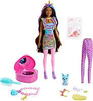 Кукла Барби Цветной сюрприз Единорог  Barbie Color Reveal Peel Unicorn, фото 1