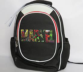 Шкільний рюкзак для хлопчика, з ортопедичною спинкою, Комикс