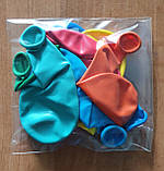 Набор воздушных шаров 10 шт, фото 2