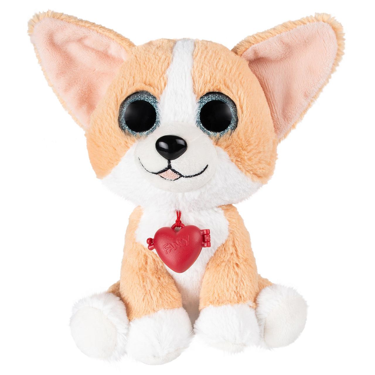 Мягкая игрушка FANCY Глазастик Корги 20 см.(GKR0\S)