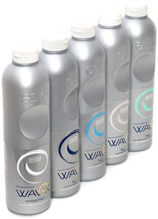 Estel Wavex серия для перманентной завивки волос