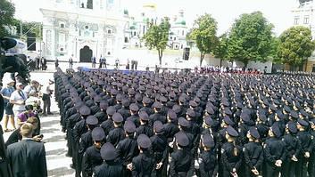 Национальная полиция: задания, цели, ожидания