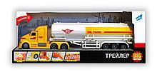 Іграшка BIG MOTORS Трейлер (WY783A)