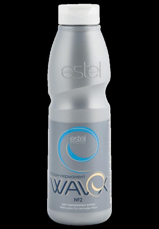 Estel WAVEX Лосьон-перманент №2 для нормальных волос 500 мл.