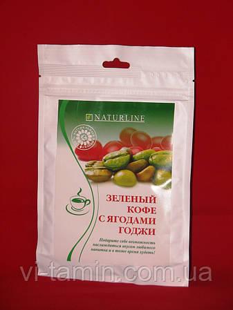 Зеленый кофе с ягодами годжи