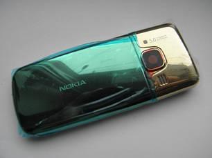 Корпус Nokia 6700C золото + клавиатура class AAA, фото 2