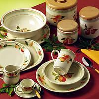 Тарелки, блюда, чашки, салатники Siena в свободном наборе
