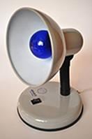 Рефлектор Синяя лампа КВАРЦ-60 СЛ НАСТОЛЬНАЯ