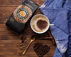 Кава в зернах Чорна Карта Еспрессо, пакет 200г, фото 2